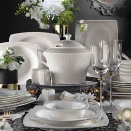 59dílná sada porcelánového nádobí Kutahya Sample