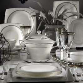 59dílná sada porcelánového nádobí Kutahya simple