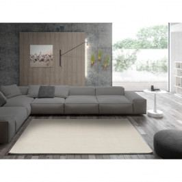 Koberec Universal Feel Liso Blanco, 80 x 150 cm