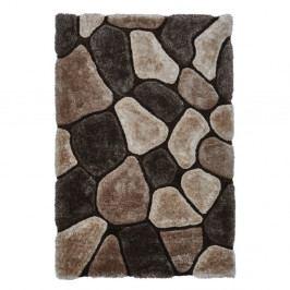 Béžovo-hnědý koberec Think Rugs Noble House, 150x230cm