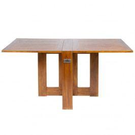 Skládací jídelní stůl ze dřeva mindi Santiago Pons Ernesto