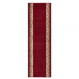 Koberec Basic Elegance, 80x200 cm, červený