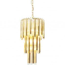 Závěsné svítidlo ve zlaté barvě Kare Design Palazzo, ⌀ 35 cm