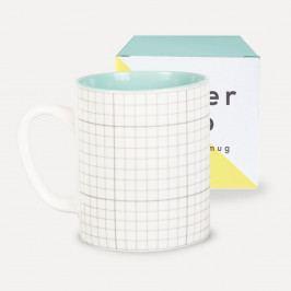 Hrnek z porcelánu U Studio Design Graph