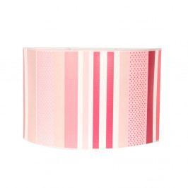 Růžové nástěnné svítidlo SULION Lines
