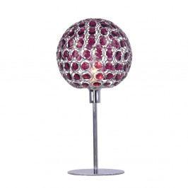 Fialová stolní lampa SULION Venus