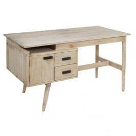 Psací stůl ze dřeva mindi Santiago Pons Nice