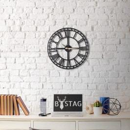 Kovové nástěnné hodiny Greece, ø 50 cm