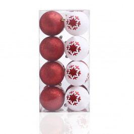 Sada 16 vánočních ozdob DecoKing Cherry