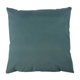 Tmavě modrý polštář Ivippo, 43 x 43 cm