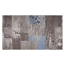 Modrý koberec Muriel Sento, 80 x 140 cm