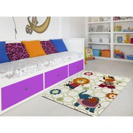 Dětský koberec Universal Katy Flores, 120 x 170 cm