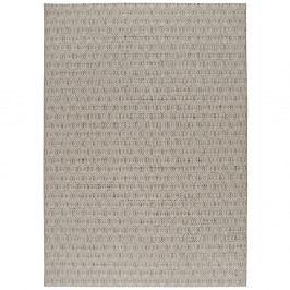 Béžový koberec Universal Stone Beig Creme, 140x20 0cm
