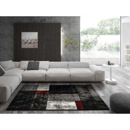 Tmavě šedý koberec Universal Skat,160x230cm