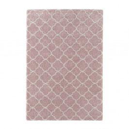 Růžový koberec Mint Rugs Grace, 200x290cm