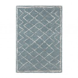 Modrý koberec Mint Rugs Belle, 120x170cm