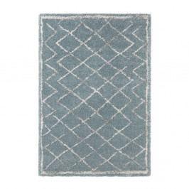 Modrý koberec Mint Rugs Belle, 200x290cm