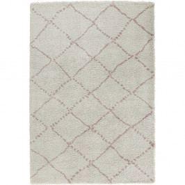 Krémovorůžový koberec Mint Rugs Allure Ronno Creme Rose, 80x150cm