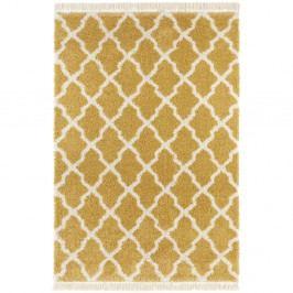 Oranžový koberec Mint Rugs Galluya, 160x230cm