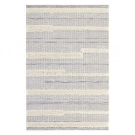 Šedý koberec Mint Rugs Handira Stripes, 194x290cm