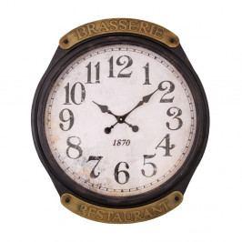 Nástěnné hodiny Antic Line Brasserie
