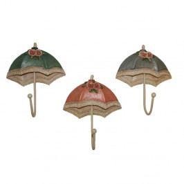 Sada 3 háčků Antic Line Umbrella