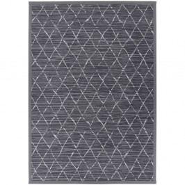 Šedý oboustranný koberec Narma Vao Grey, 80 x 250 cm