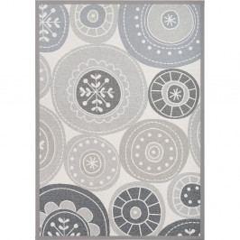 Béžový oboustranný koberec Narma Maru Beige, 70 x 140 cm