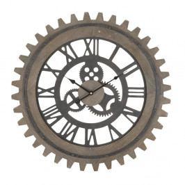Nástěnné hodiny Mauro Ferretti Gear, ⌀ 60 cm