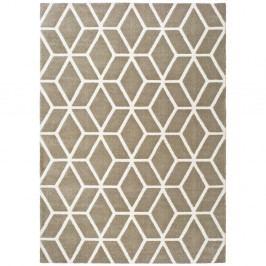 Béžový koberec Universal Play, 80x150cm