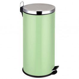 Světle zelený odpadkový koš Premier Housewares, 30 l
