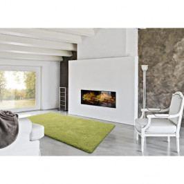 Zelený koberec vhodný i na ven Universal Catay, 160 x 230 cm