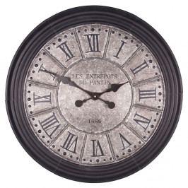 Nástěnné hodiny Antic Line Entrepots de Pantin