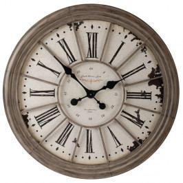 Šedé hodiny Antic Line Pendulum, ⌀69cm