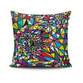 Polštář s příměsí bavlny Cushion Love Crasso, 45 x 45 cm