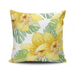 Polštář s příměsí bavlny Cushion Love Heleno, 45 x 45 cm