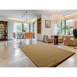 Hnědý koberec Universal Nairobi, 60 x 120 cm