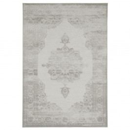 Šedý koberec Mint Rugs Shine Hurro, 80 x 125 cm