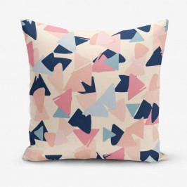 Povlak na polštář s příměsí bavlny Minimalist Cushion Covers Ellita, 45 x 45 cm