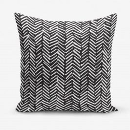 Povlak na polštář s příměsí bavlny Minimalist Cushion Covers Scandi, 45 x 45 cm