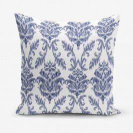 Povlak na polštář s příměsí bavlny Minimalist Cushion Covers Damasko, 45 x 45 cm
