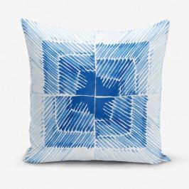 Povlak na polštář s příměsí bavlny Minimalist Cushion Covers Kareli, 45 x 45 cm