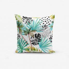Povlak na polštář Minimalist Cushion Covers Palm Modern, 45x45cm