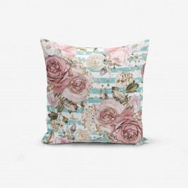 Povlak na polštář Minimalist Cushion Covers Kavaniçe Flower, 45x45cm