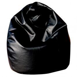 Černý sedací vak Evergreen House Dea