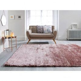 Růžový koberec Flair Rugs Serenity Pink, 120 x 170 cm