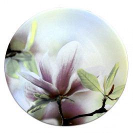 Keramický talíř Magnolia, ⌀25cm