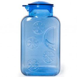 Modrá karafa Herevin