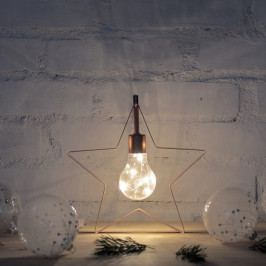 Dekorativní LED lampička ve tvaru hvězdičky DecoKing Star