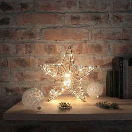Dekorativní LED hvězda DecoKing Star